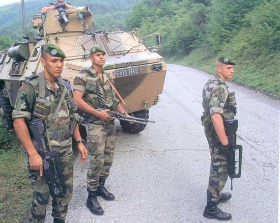 EMBRASEMENT DE L EX-YOUGOSLAVIE Bosnie-11