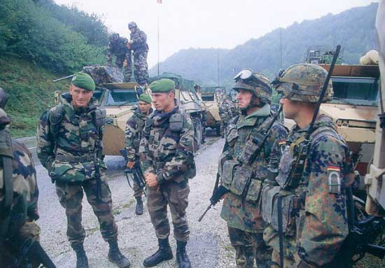 EMBRASEMENT DE L EX-YOUGOSLAVIE Bosnie-12