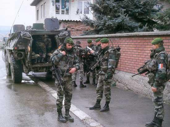 EMBRASEMENT DE L EX-YOUGOSLAVIE Bosnie-13