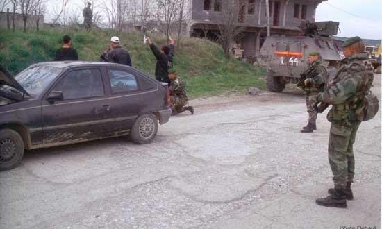 EMBRASEMENT DE L EX-YOUGOSLAVIE Bosnie-14
